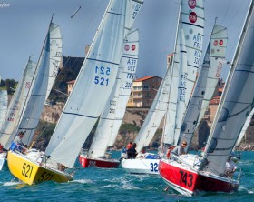 Start Regata Mini650